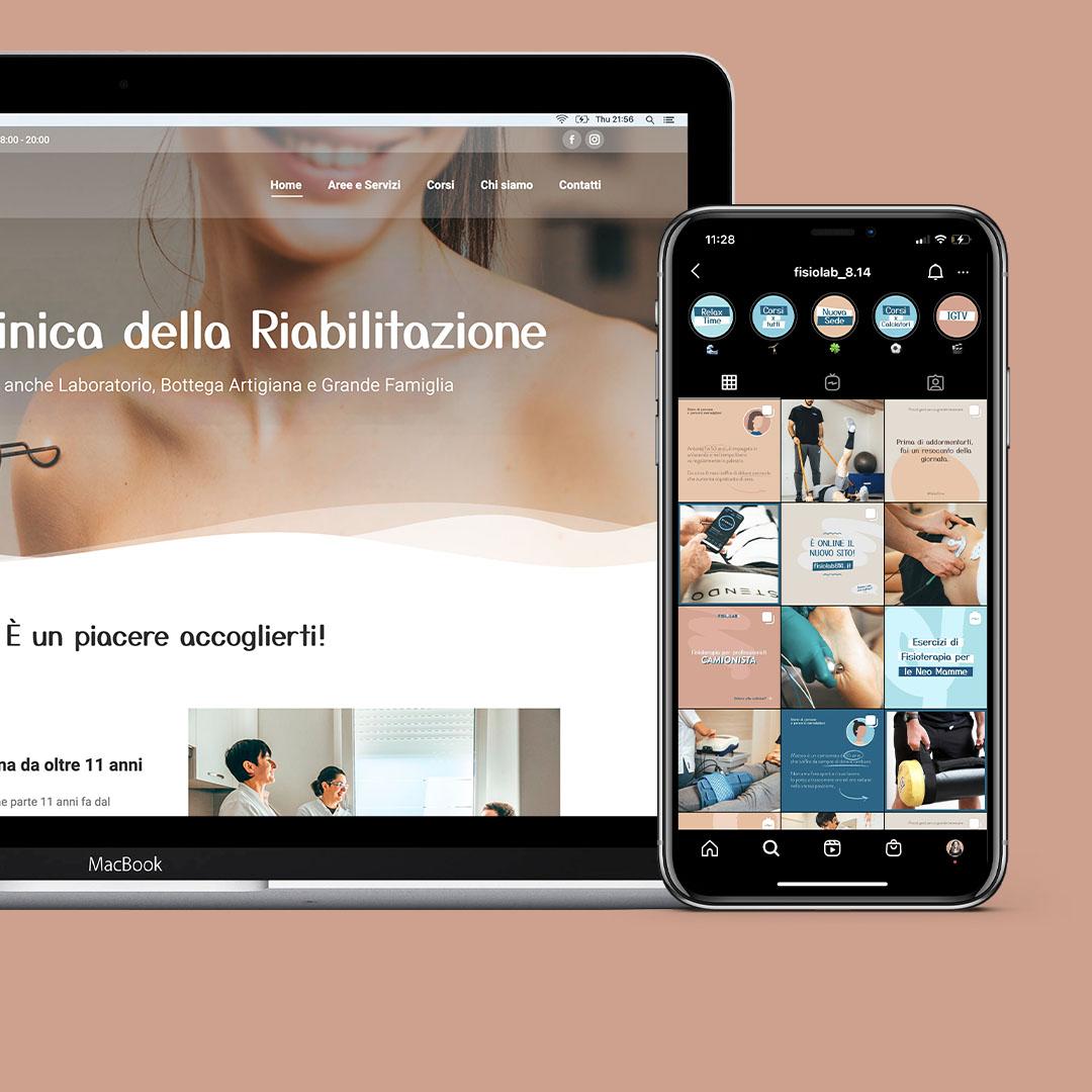 nora blend portfolio digital branding